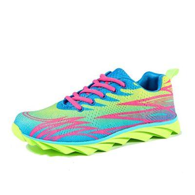 reputable site 4d33b 0dcc1 BRKVALIT Hombre Mujer Zapatillas de Zapatos Para Correr EN Asfalto Aire  Libre y Deportes Running Para Fitness Zapatillas Gimnasio